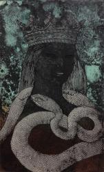 Hollow Crown I, 2014, 10 x 20 cm